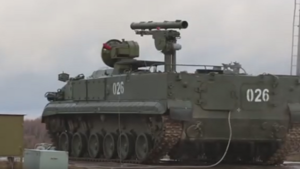 """El """"asesino"""" de tanques ruso - Sputnik Mundo"""