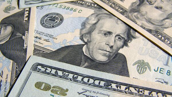 Dólar estadounidense - Sputnik Mundo