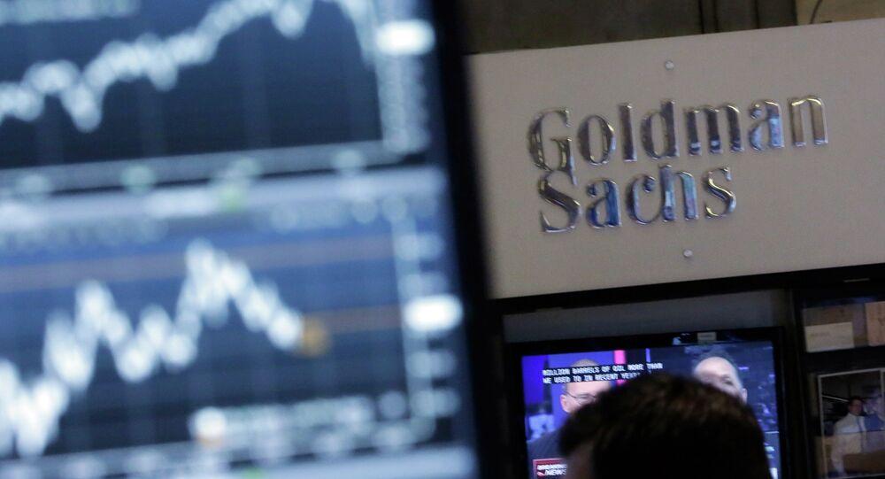 Logo de Goldman Sachs