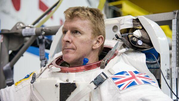 Timothy Peake, astronauta británico - Sputnik Mundo
