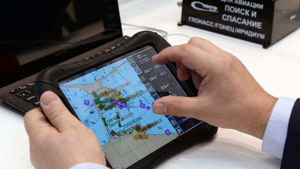 Sistema de navegación portátil Glonass - Sputnik Mundo