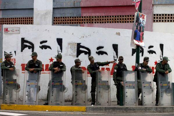 Las elecciones parlamentarias en Venezuela - Sputnik Mundo