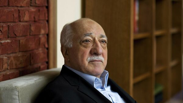 Fethullah Gulen, predicador islámico opositor - Sputnik Mundo