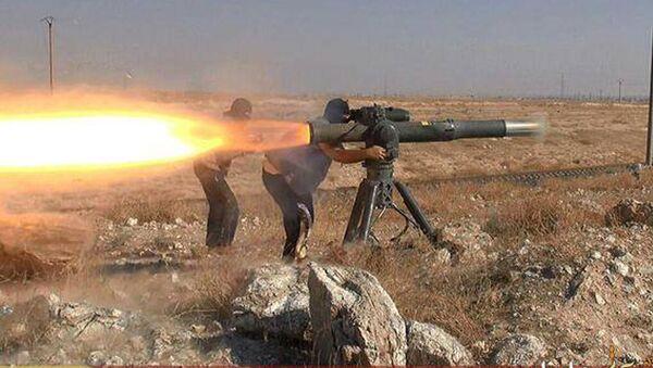 Las armas de los yihadistas del grupo Daesh - Sputnik Mundo