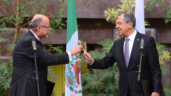 Открытие выставки, посвященной 125-летию установления российско-мексиканских дипломатических отношений - Sputnik Mundo