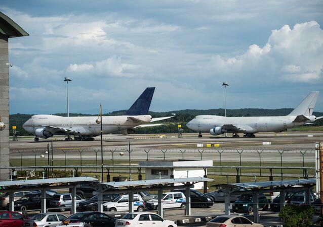 Aeropuerto de Kuala Lumpur (archivo)