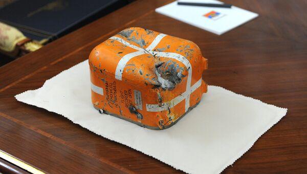 La caja negra del Su-24 ruso derribado por Turquía - Sputnik Mundo