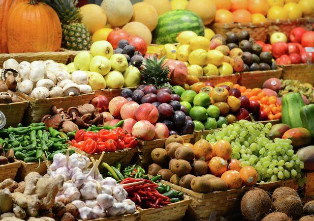 Bolivia promueve la producción de alimentos saludables en la cumbre climática de París