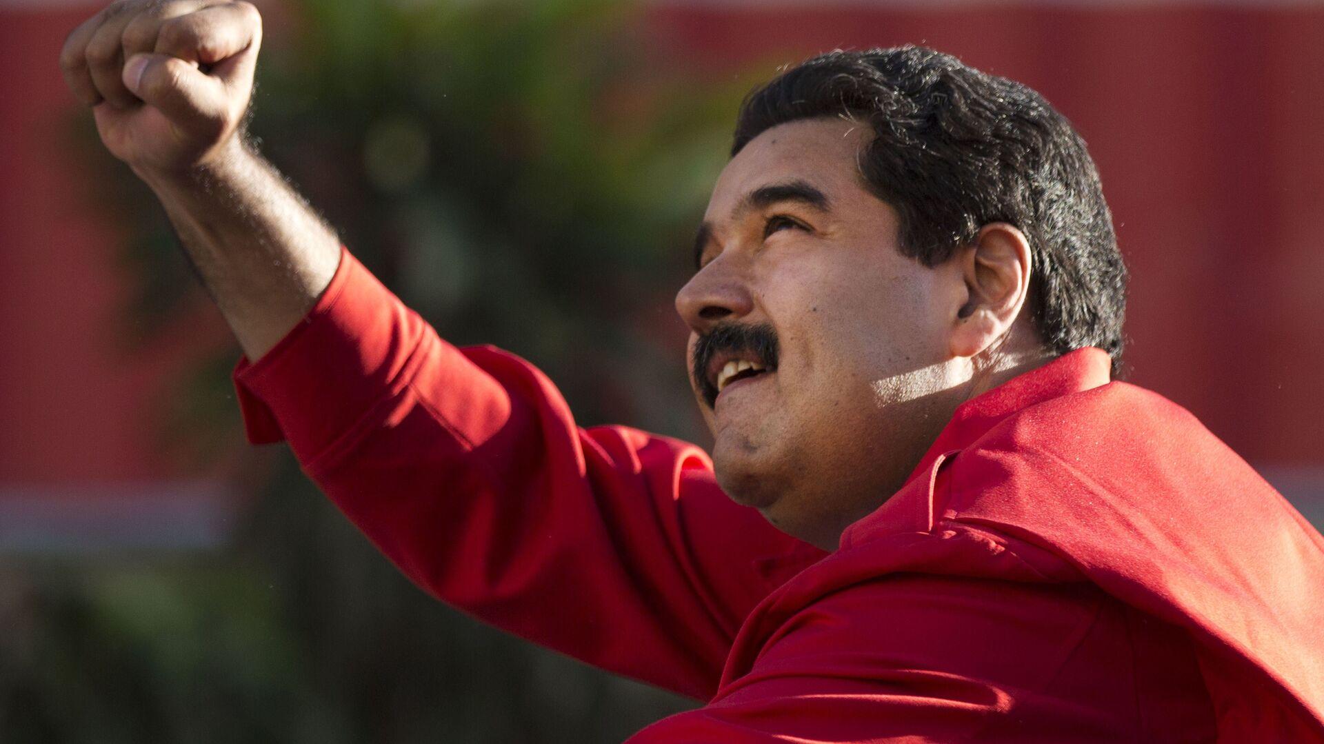 Nicolás Maduro, presidente de Venezuela - Sputnik Mundo, 1920, 26.05.2021