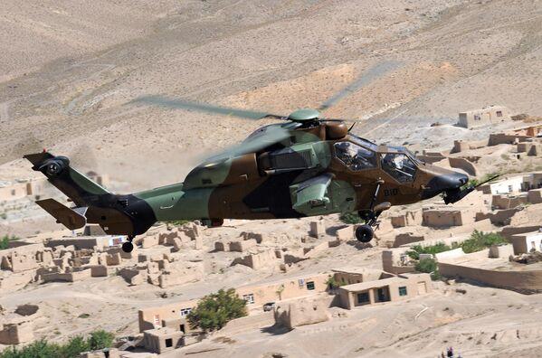 Los diez mejores helicópteros de ataque - Sputnik Mundo
