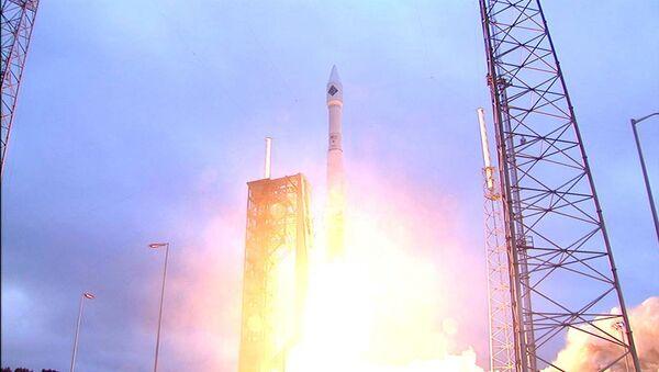 Lanzamiento de la nave de carga Cygnus - Sputnik Mundo