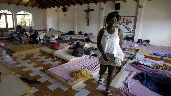 EEUU debe contribuir a solucionar crisis de migrantes cubanos en Costa Rica - Sputnik Mundo