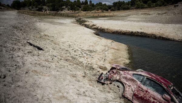 Sequía, Guadalajara, el 3 de septiembre de 2015 - Sputnik Mundo