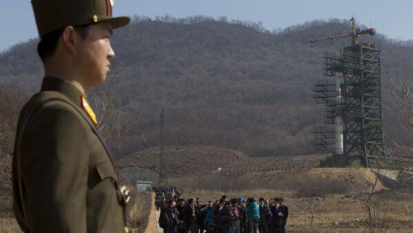 OMI recibe notificación de Pyongyang sobre lanzamiento de satélite - Sputnik Mundo