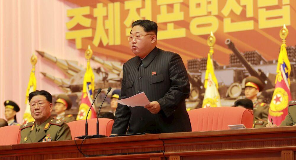 El líder norcoreano, Kim Jong-un (archivo)
