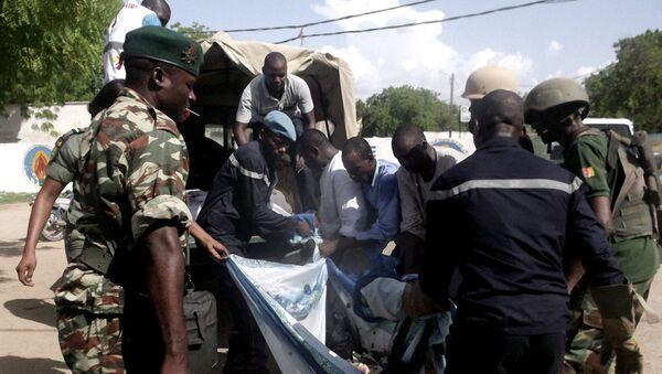 Violencia en Camerún - Sputnik Mundo