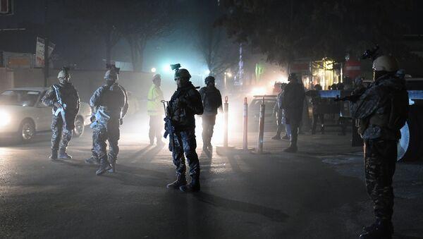 Atentado en Kabul - Sputnik Mundo