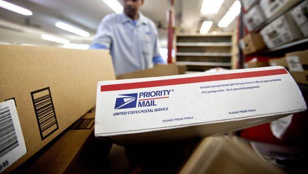 Servicio postal de EEUU - Sputnik Mundo