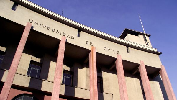 Universidad de Chile (Archivo) - Sputnik Mundo