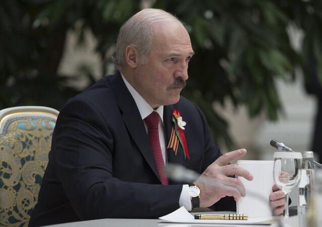 Alexandr Lukashenko, presidente de Bielorrusia (archivo)
