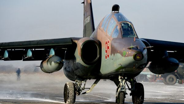Su-25 - Sputnik Mundo