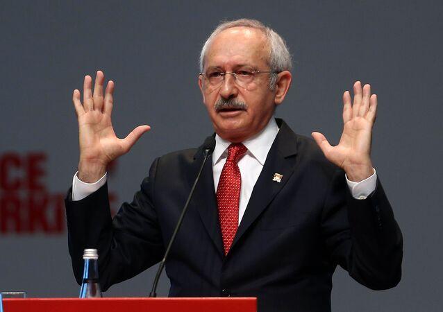 Kemal Kilicdaroglu, el líder de la oposición turca