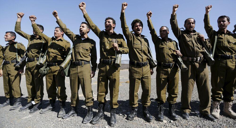 Milicianos de Ansar Alá