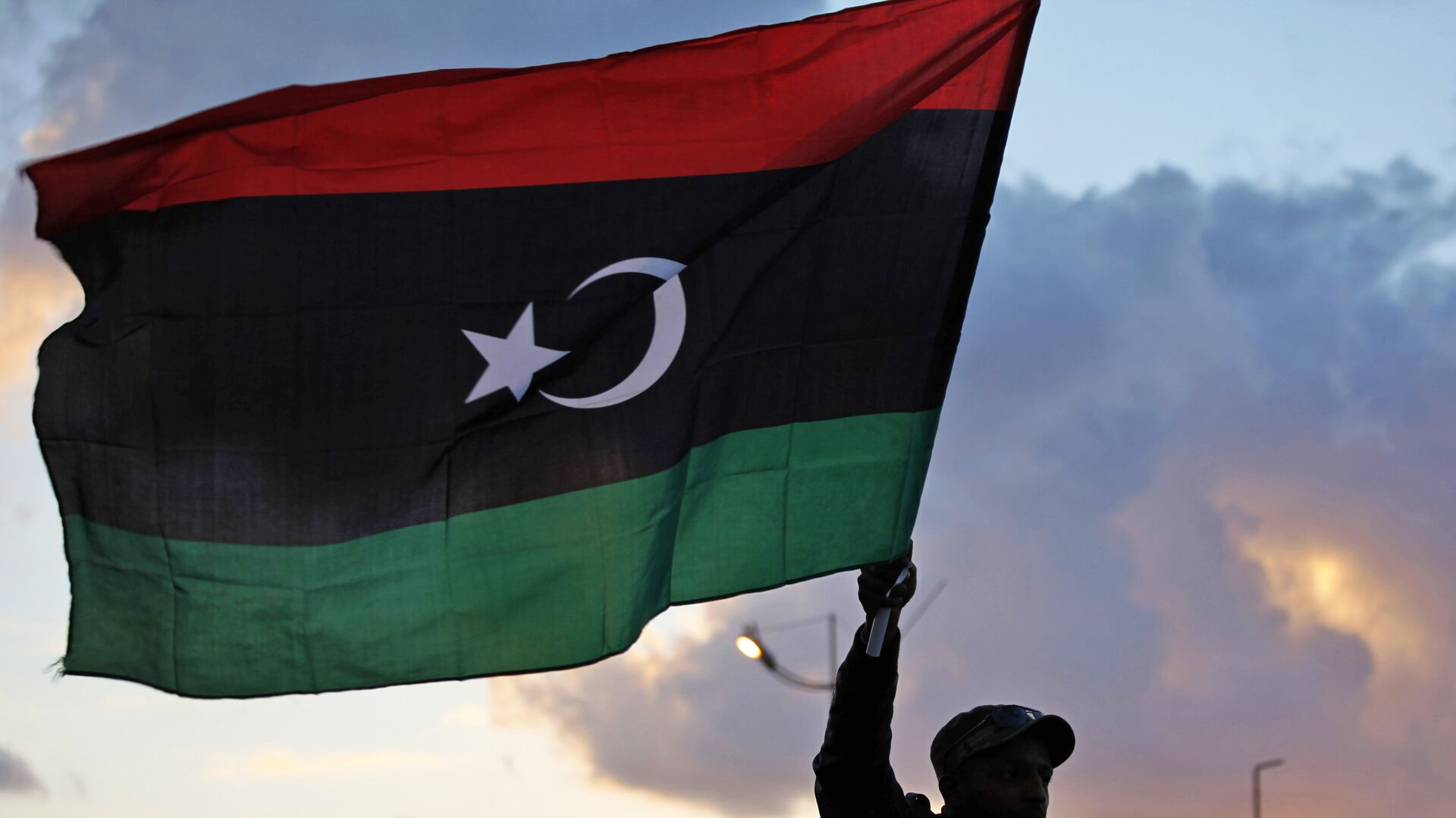 Bandera de Libia - Sputnik Mundo, 1920, 10.05.2021