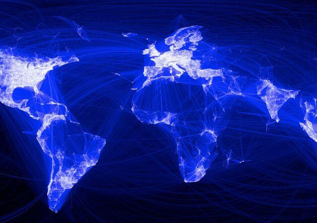 Conexiones a internet en el mundo