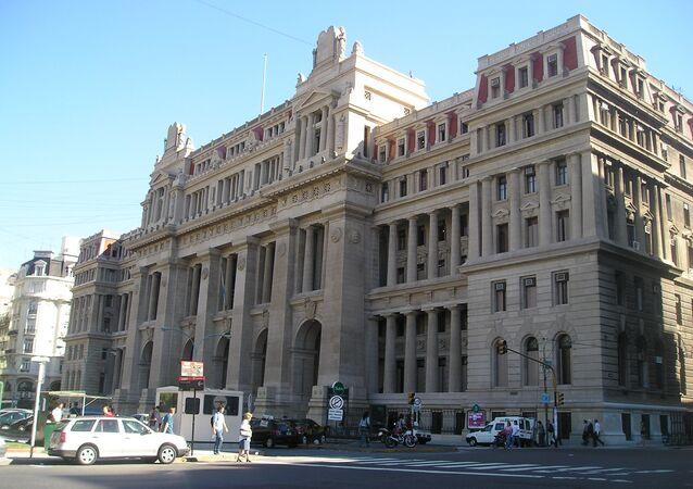 Palace of Justice, Argentina