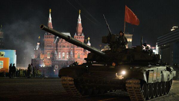 Tanque ruso T-14 Armata (archivo) - Sputnik Mundo