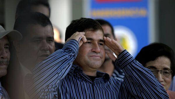 José Salvador Alvarenga, pescador salvadoreño - Sputnik Mundo