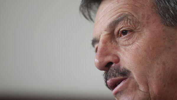 Luis Alfonso Plazas Vega - Sputnik Mundo
