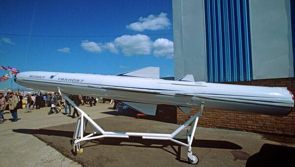 Yakhont / Oniks P-800, misil de crucero - Sputnik Mundo