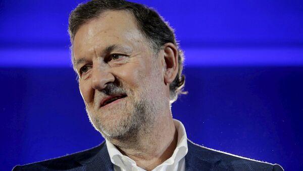 Mariano Rajoy (archivo) - Sputnik Mundo