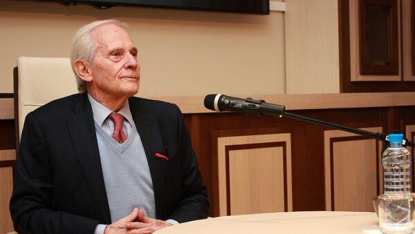 Juan González-Quirós y Corujo, conde de La Carrera, experto español de arte - Sputnik Mundo