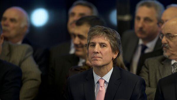 Amado Boudou, exvicepresidente de Argentina - Sputnik Mundo