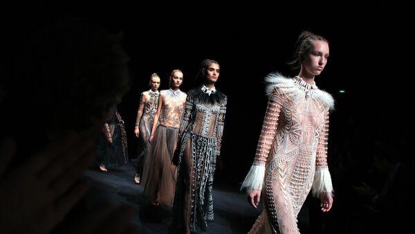 Semana de la moda de París - Sputnik Mundo