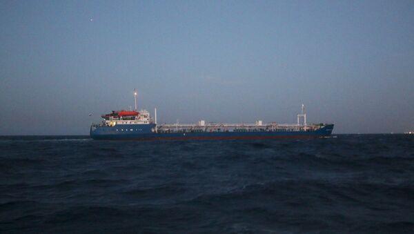 Barco ruso Mekhanik Chebotarev - Sputnik Mundo