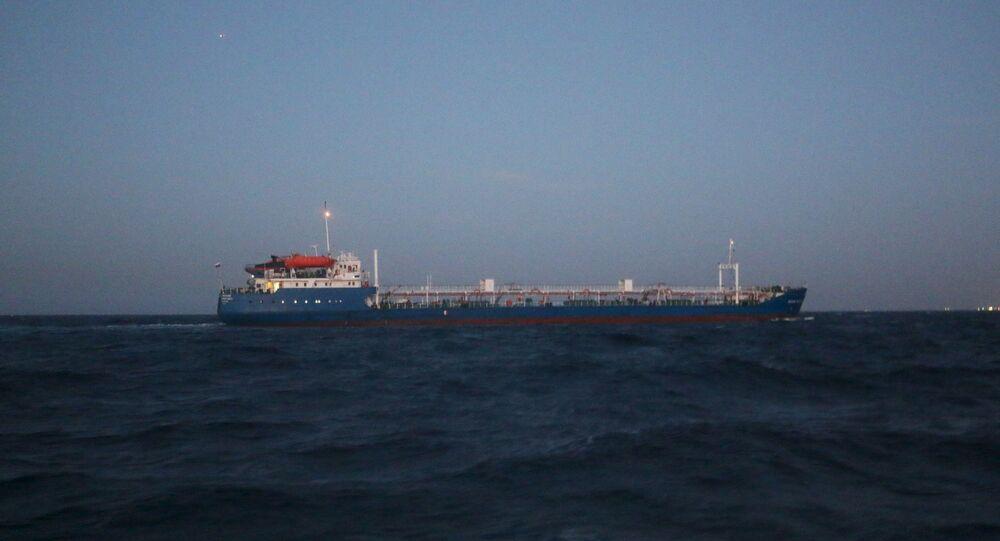 Un barco ruso (archivo)