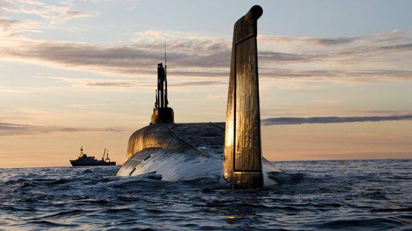 Submarino Yuri Dolgoruky - Sputnik Mundo