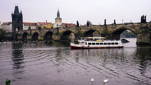 Praga, la capital de la República Checa - Sputnik Mundo