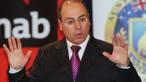 Silvan Shalom, ministro del Interior y vice-primer ministro de Israel - Sputnik Mundo