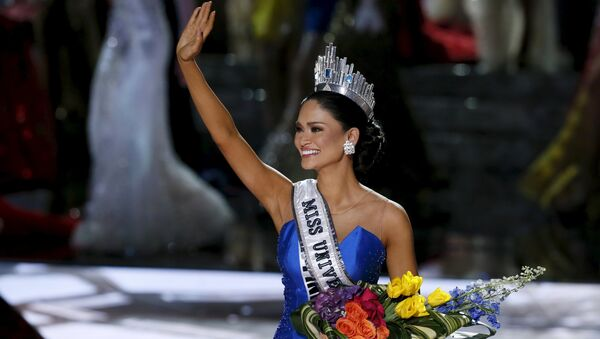 Pia Alonzo Wurtzbach, Miss Universo 2015 - Sputnik Mundo