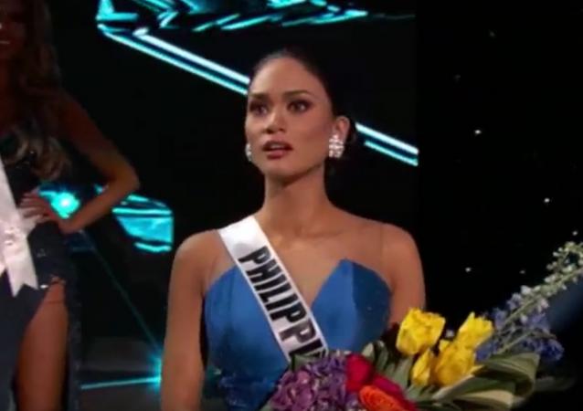 Escándalo en el certamen de Miss Universo