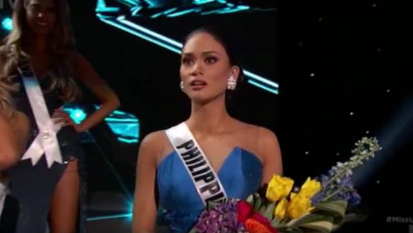 Escándalo en el certamen de Miss Universo - Sputnik Mundo