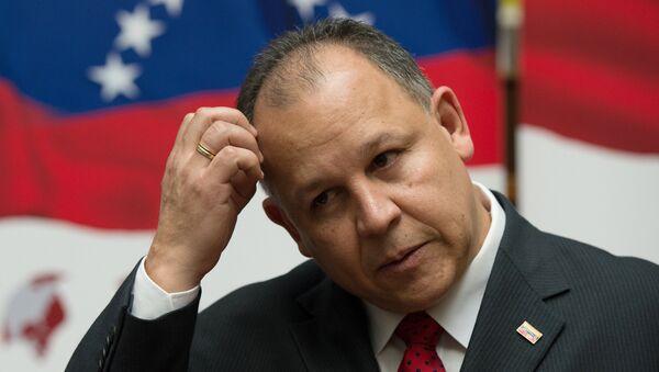 Juan Vicente Paredes Torrealba, embajador de Venezuela en Rusia - Sputnik Mundo