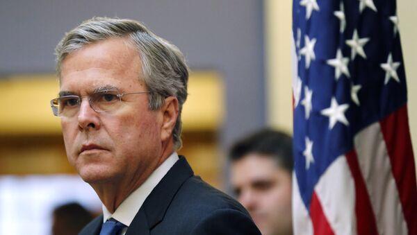 Jeb Bush, candidato a la presidencia de EEUU - Sputnik Mundo