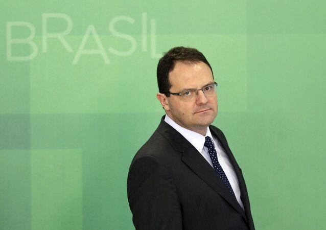 Nelson Barbosa, ministro de Finanzas de Brasil