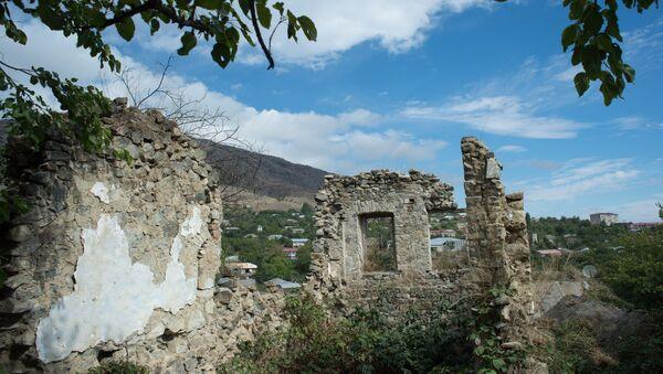 Nagorno Karabaj - Sputnik Mundo